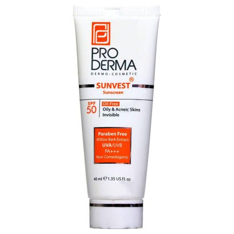 PORODERMA SUNVEST OILY SKIN INVISIBLE